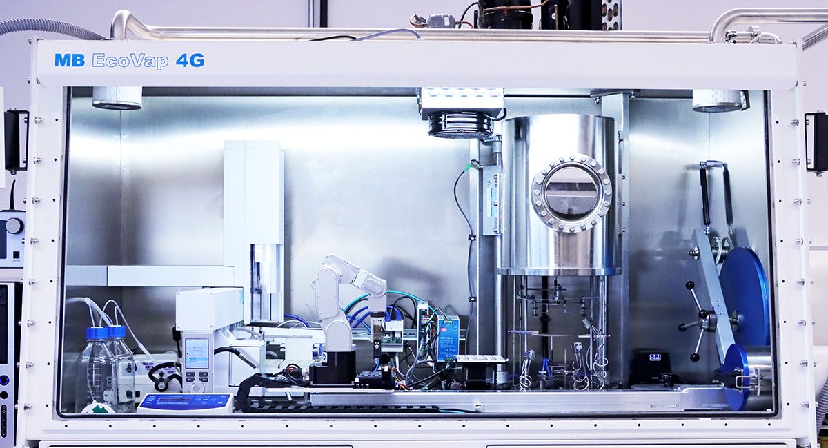 Solar Cell Automation Platform